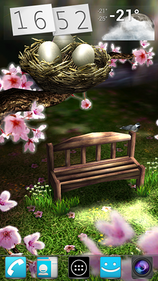 Season Zen Live Wallpaper Free Download For Android