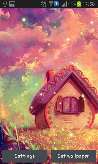Download Sweet home free livewallpaper for Android 4.1.2 phone and tablet.