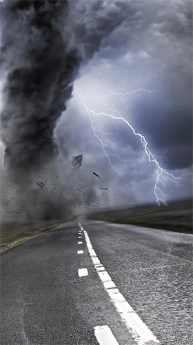 Thunderstorm by Creative Factory Wallpapers apk - free download.