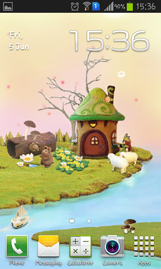 Fairy house apk - free download.