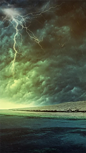 Full version of Android apk livewallpaper Thunderstorm by Creative Factory Wallpapers for tablet and phone.