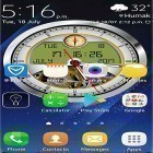 Analog clock 3D apk - download free live wallpapers for Android phones and tablets.