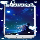 Download live wallpaper Blue love for free and Magic by AppQueen Inc. for Android phones and tablets .