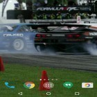 Download live wallpaper Drift for free and Koi for Android phones and tablets .