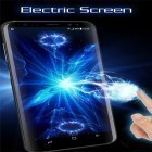 Download live wallpaper Electric screen for free and Romantic waterfall 3D for Android phones and tablets .