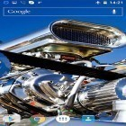 Engine 3D by Tanguyerfo apk - download free live wallpapers for Android phones and tablets.