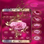 Download live wallpaper Luxury vintage rose for free and Romantic waterfall 3D for Android phones and tablets .