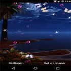 Download live wallpaper Moonlight by 3D Top Live Wallpaper for free and Blue skies for Android phones and tablets .