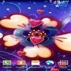 Download live wallpaper Neon hearts by Live Wallpapers 3D for free and Hearts by Kittehface Software for Android phones and tablets .