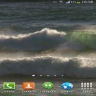 Download live wallpaper Ocean waves by Andu Dun for free and Thunderstorm by live wallpaper HongKong for Android phones and tablets .