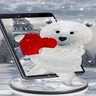 Download live wallpaper Teddy bear: Love 3D for free and Magic by AppQueen Inc. for Android phones and tablets .