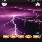 Download live wallpaper Thunderstorm sounds for free and Magic by AppQueen Inc. for Android phones and tablets .