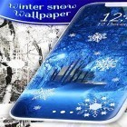 Winter snow by 3D HD Moving Live Wallpapers Magic Touch Clocks apk - download free live wallpapers for Android phones and tablets.