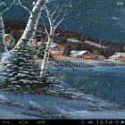 Download live wallpaper Winter snow by HD WALL MEDIA for free and Snow winter for Android phones and tablets .