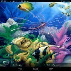 Download live wallpaper Aquarium 3D by Shyne Lab for free and Fire tornado for Android phones and tablets .