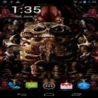 Download live wallpaper Biomehcanical droid for free and Snow winter for Android phones and tablets .
