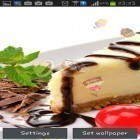 Download live wallpaper Cake for free and Cobra attack for Android phones and tablets .