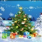 Download live wallpaper Christmas 2015 for free and Dolphins sounds for Android phones and tablets .