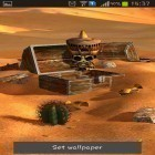 Download live wallpaper Desert treasure for free and Magic garden by Jango LWP Studio for Android phones and tablets .