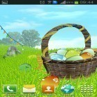 Download live wallpaper Easter: Meadow for free and Plasma orb for Android phones and tablets .
