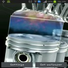 Download live wallpaper Engine 3D for free and Luxury by HQ Awesome Live Wallpaper for Android phones and tablets .
