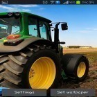 Download live wallpaper Farm tractor 3D for free and Thunderstorm by Creative Factory Wallpapers for Android phones and tablets .