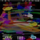 Download live wallpaper Finger paint for free and Butterfly by Live Wallpapers 3D for Android phones and tablets .