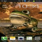 Download live wallpaper Frog 3D for free and Car and model for Android phones and tablets .