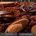 Download live wallpaper Hot chocolate for free and Car and model for Android phones and tablets .