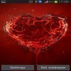 Download live wallpaper I love you for free and Stonehenge 3D for Android phones and tablets .