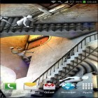 Download live wallpaper Impossible reality 3D for free and Christmas HD for Android phones and tablets .