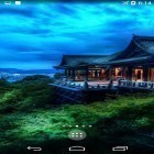 Download live wallpaper Landscapes 4K for free and Purple hearts for Android phones and tablets .
