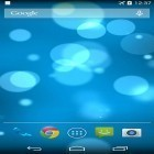 Download live wallpaper Light bokeh for free and Twilight mirror for Android phones and tablets .