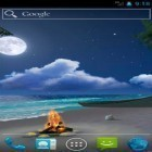 Download live wallpaper Lost island 3D for free and Fire dragon 3D for Android phones and tablets .