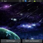 Download live wallpaper Meteor for free and Cute by EvlcmApp for Android phones and tablets .