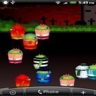 Download live wallpaper Mini droid city for free and Snow winter for Android phones and tablets .
