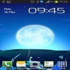 Download live wallpaper Moonlight for free and Cute by EvlcmApp for Android phones and tablets .