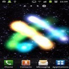 Download live wallpaper Neon glow for free and Twilight mirror for Android phones and tablets .