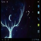 Download live wallpaper Night bringer for free and Snow winter for Android phones and tablets .