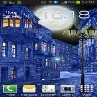 Download live wallpaper Night city by  Blackbird wallpapers for free and Fairy house for Android phones and tablets .