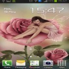 Download live wallpaper Nymph for free and Fairy house for Android phones and tablets .