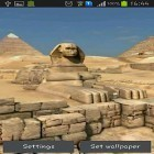 Download live wallpaper Pyramids 3D for free and Flower 360 3D for Android phones and tablets .