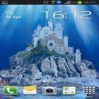 Download live wallpaper Sea world for free and Car and model for Android phones and tablets .