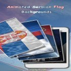 Download live wallpaper Serbian Flag 3D for free and Fire tornado for Android phones and tablets .