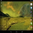 Download live wallpaper Space world for free and Thunderstorm by live wallpaper HongKong for Android phones and tablets .