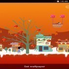 Download live wallpaper Spring festival for free and Magic garden by Jango LWP Studio for Android phones and tablets .