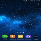 Download live wallpaper Starry background for free and Home tree for Android phones and tablets .