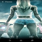 Download live wallpaper Street racing for free and Sea for Android phones and tablets .