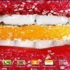 Download live wallpaper Sugar lips for free and Magic garden by Jango LWP Studio for Android phones and tablets .