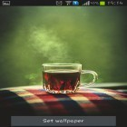 Download live wallpaper Teatime for free and Cars clock for Android phones and tablets .